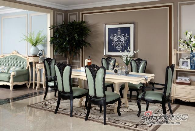 新法式703餐椅-1