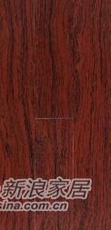 宏鹏地板健康仿实木左岸风桥系列—美国花梨