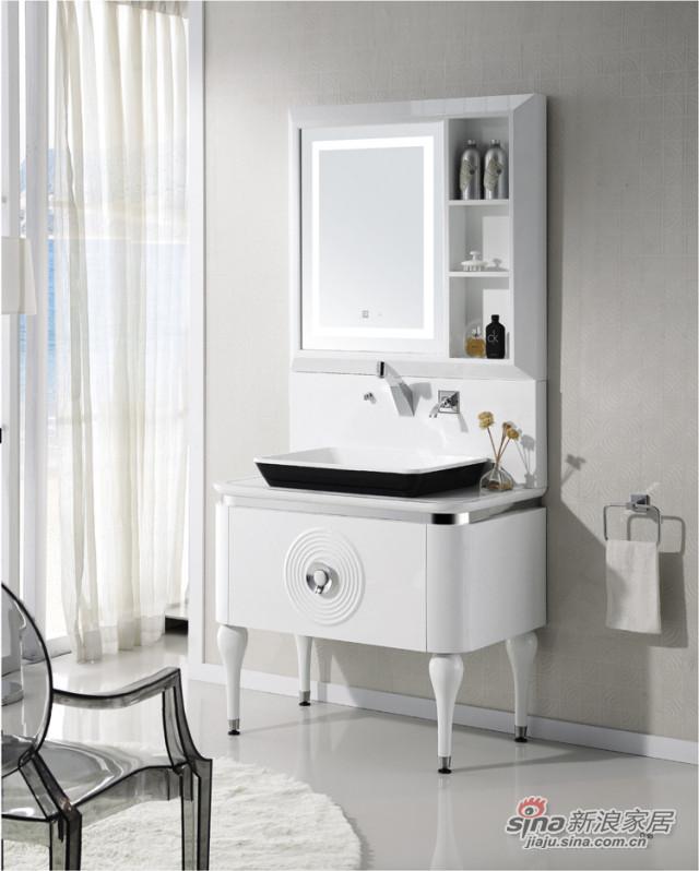 席玛人造石浴室柜组合-0