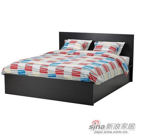 宜家高箱气压床-1