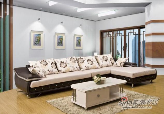 联乐布艺沙发-0