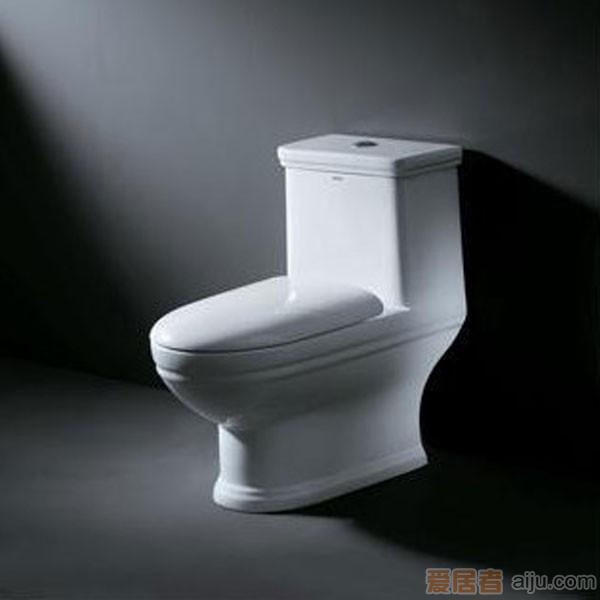 法恩莎连体座便器FB1636M/L(730*390*705mm)1