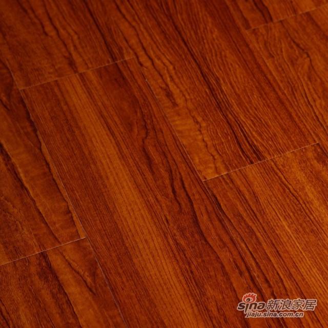 瑞澄地板--时尚达人系列--巴西柚木1623-0