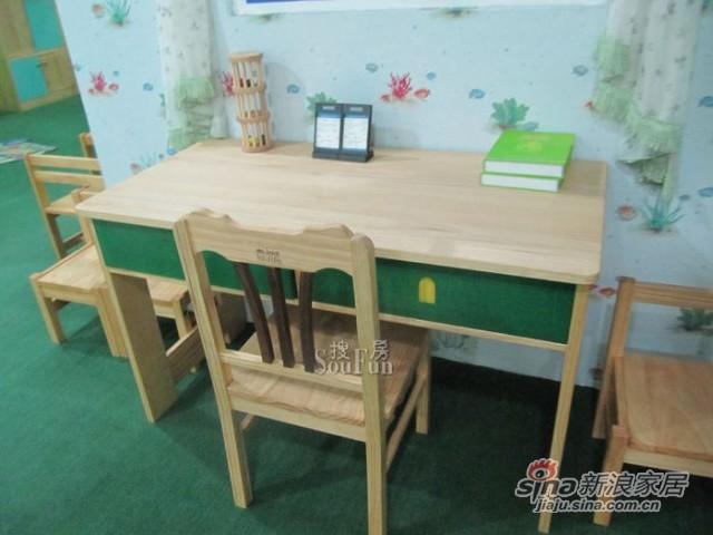 爱心城堡J023-DK1书桌 -1