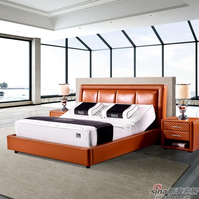 眠之堡•智能系列MZ002床架-1