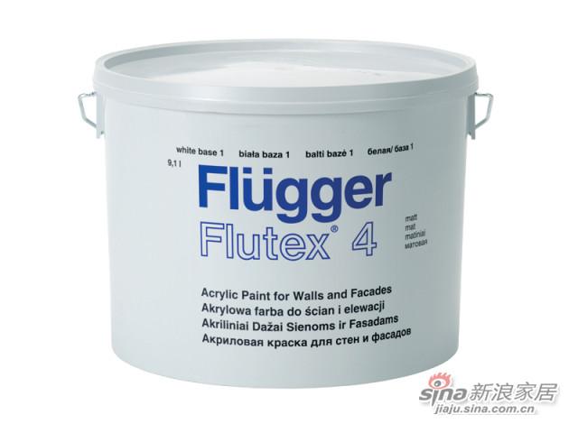 福乐阁Flutex 4即刷即住墙面漆-0