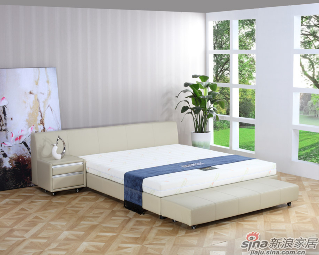 眠之堡MB9802床架-1