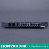 鸿雁语音2路1进4出模块HMA-104×2