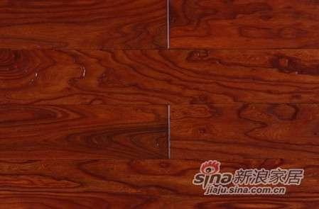 圣达实木多层复合地板浮雕仿古系列―紫气东来-0