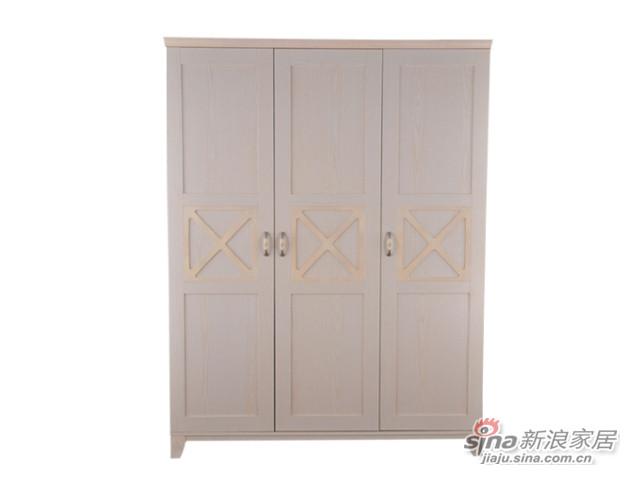 华源轩XC-W2700-3三门柜-1