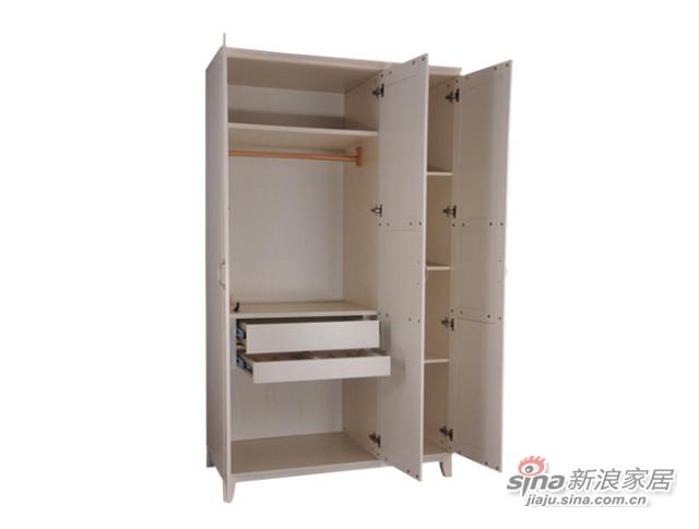 华源轩XC-W2700-3三门柜-2