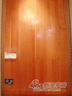 燕泥实木地板系列―番龙眼1001-0