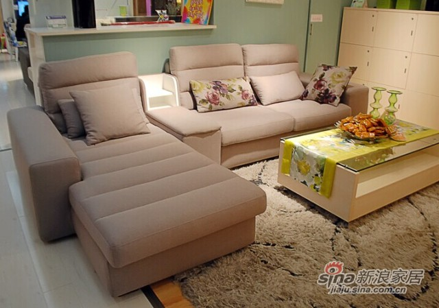 意风芭莉801-22+51沙发-0