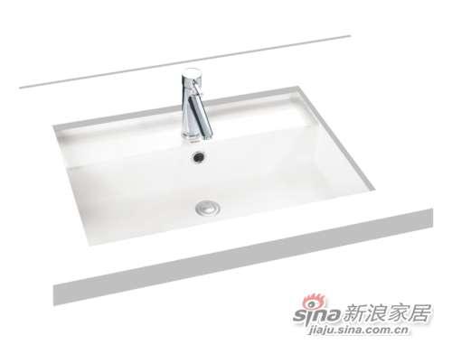 台下式洗脸盆LW585RB-0