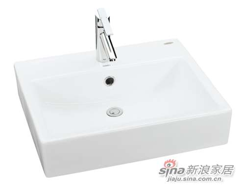 TOTO桌上式洗脸盆LW711RCFB-0