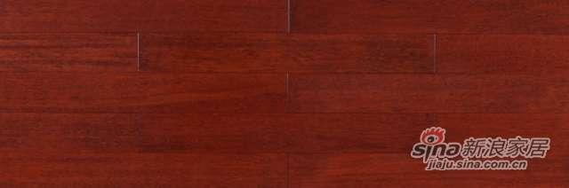 大卫地板经典实木-东南亚悠然系列S32LG01印茄木(本色)-0