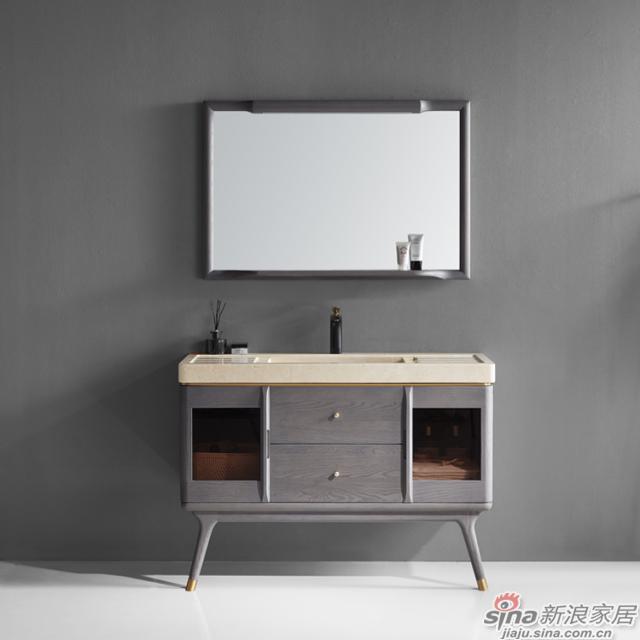 阿洛尼浴室柜-臻品A1919-3