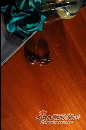 林昌地板晶钢面超耐磨系列-任嘎漆木-0