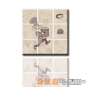 红蜘蛛瓷砖-复古砖系列-墙砖(花片)RW36013T11
