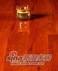 肯帝亚地板强化系列―尚雅高清SY551雅致黄橡-0