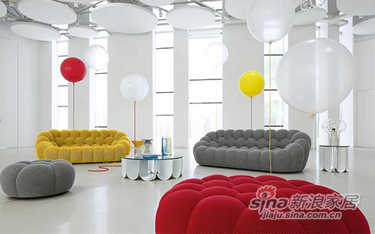 罗奇堡 BUBBLE 沙发-1