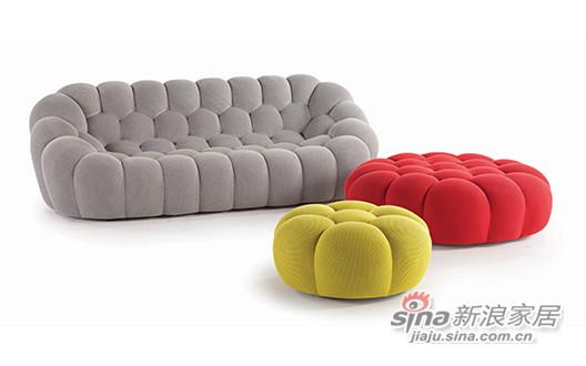 罗奇堡 BUBBLE 沙发-2