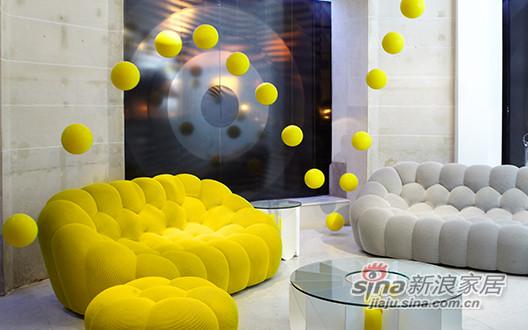 罗奇堡 BUBBLE 沙发-3