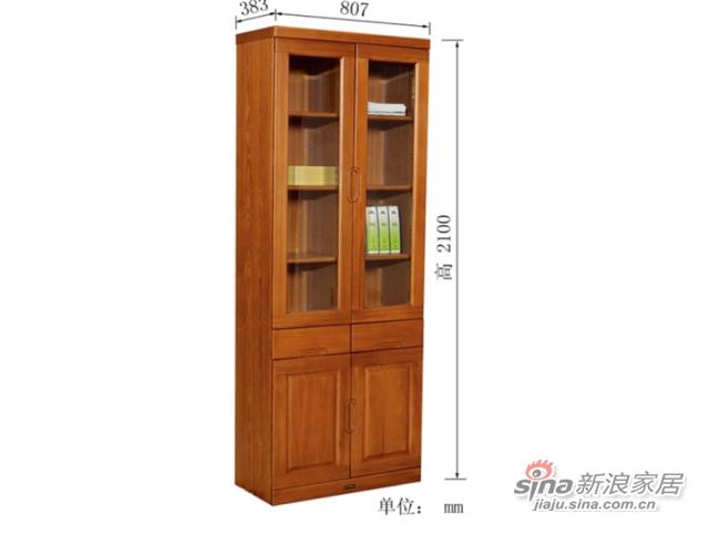 华丰YBRH303B书柜-0
