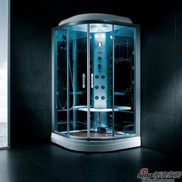 浪鲸卫浴蒸汽房BU606