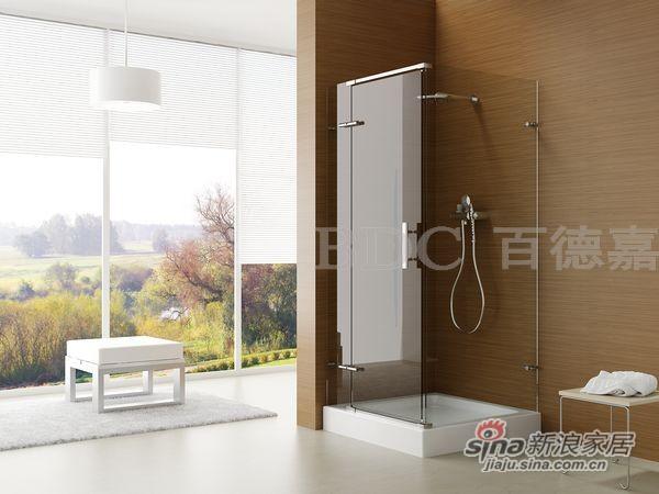 百德嘉淋浴房-H433401-0