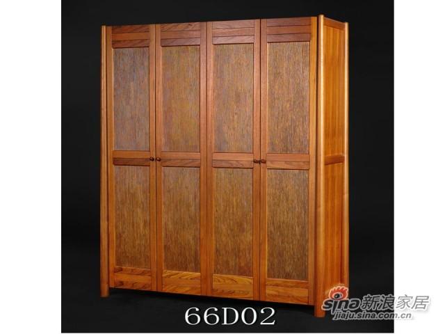 嘉豪何室66D02 衣柜-0