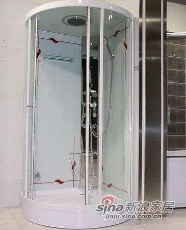 欧路莎蒸汽淋浴房SR-86105S-0