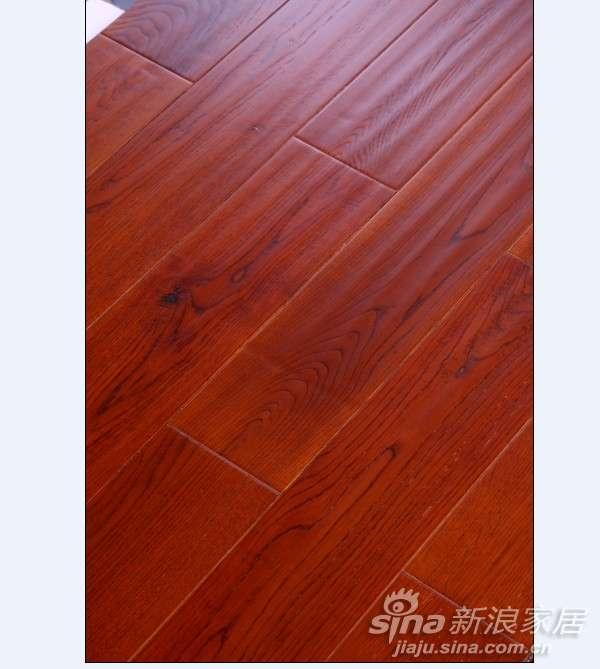 上臣栎木11-F-3实木地板-0