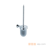 雅鼎五金冰清玉洁系列玻璃厕刷7027030