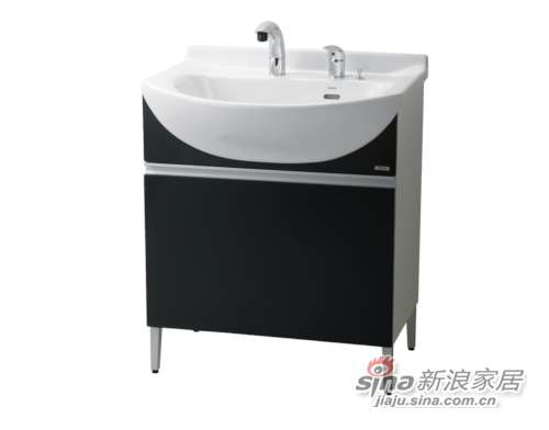 TOTO洗脸化妆台LDSW753W-0
