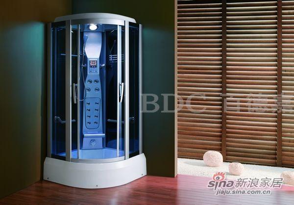 百德嘉淋浴房-H411501蒸汽房-0