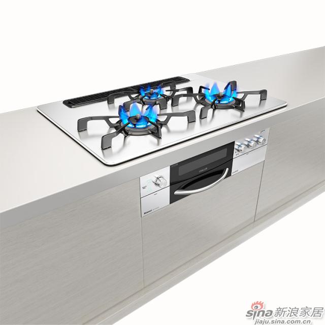 神厨系列 智能燃气烤箱灶