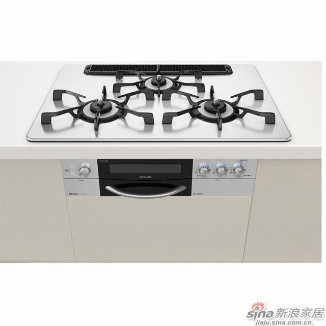 神厨系列 智能燃气烤箱灶-4