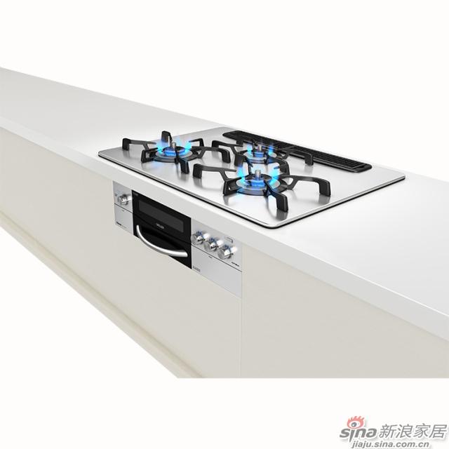 神厨系列 智能燃气烤箱灶-5