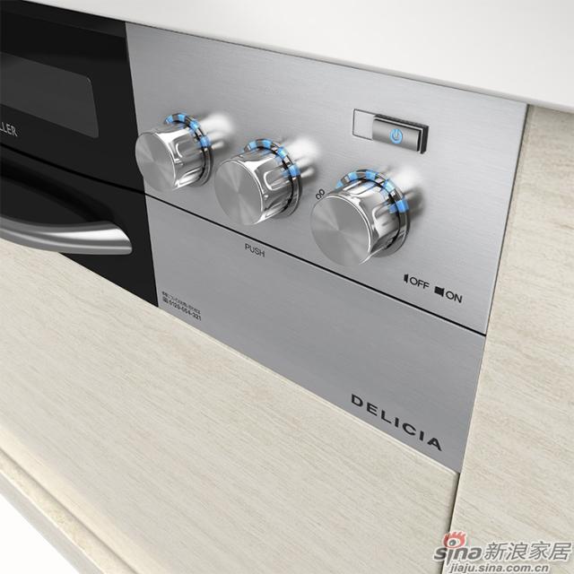 神厨系列 智能燃气烤箱灶-7