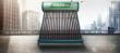 四季沐歌全自动太阳能热水器