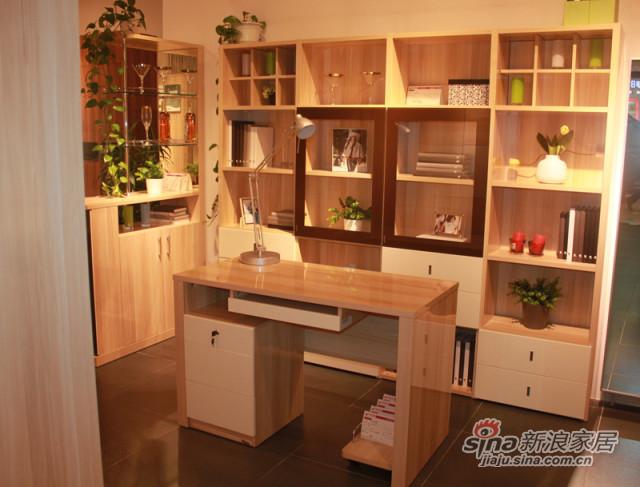 澳玛 CKFN610 四门书柜-0