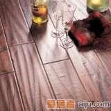 比嘉-实木复合地板-皇庭系列-HTB284:雅士榆木(910*125*15mm)