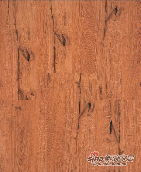 静林印刷软木地板200566