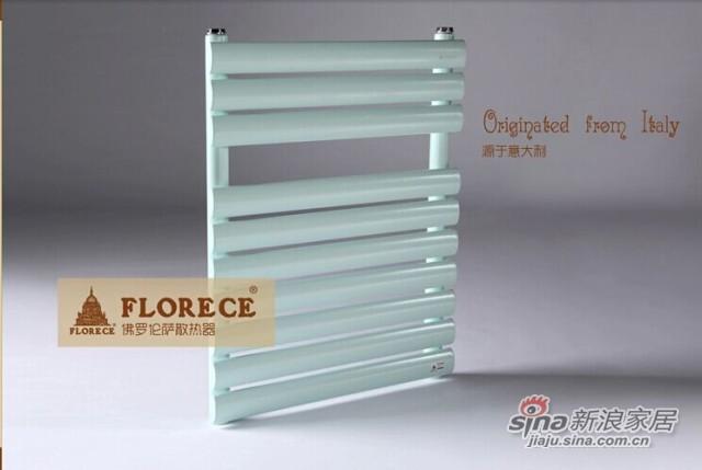 佛罗伦萨 东尼Tonon散热器卫生间暖气片卫浴毛巾杆钢制背篓暖气-1