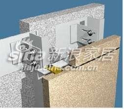 沈阳远大托板式石材幕墙