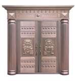 雅帝乐铜门D-H2-5001-F1(狮保平安)