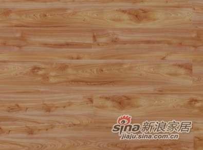 大卫地板中国红-印象红系列强化地板DW1310珍品桦木-0