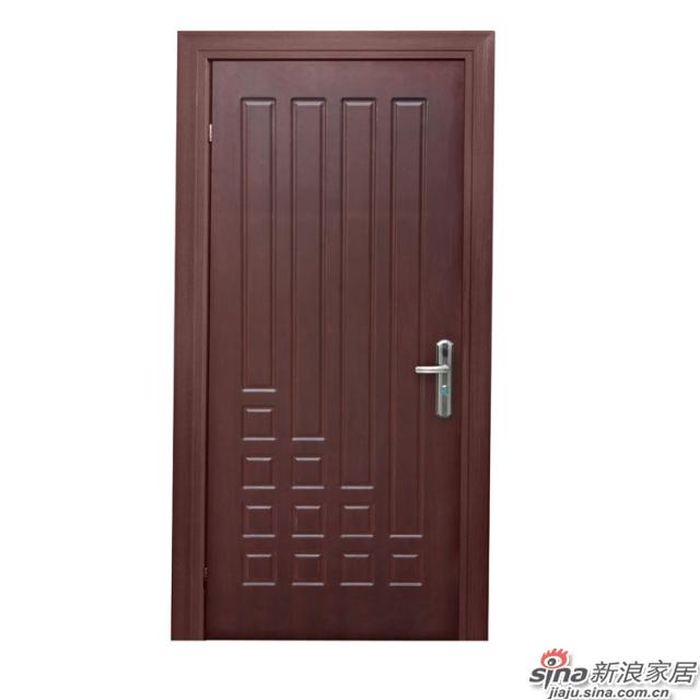 LESSO领尚-木质隔热防火门-1