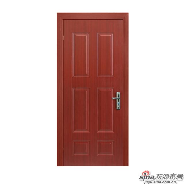 LESSO领尚-木质隔热防火门-2